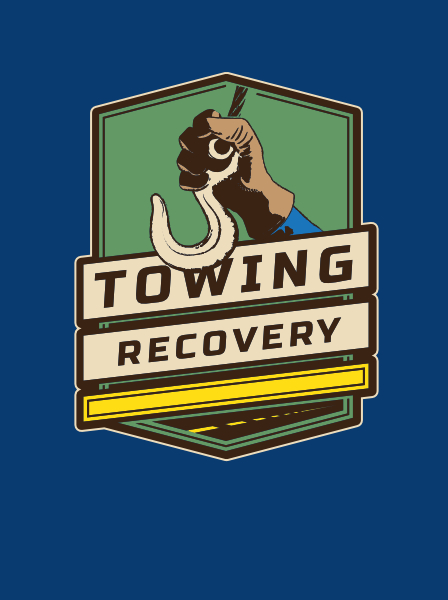 Towing & Recovery Icon