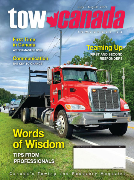 Tow Canada, July-August 2021